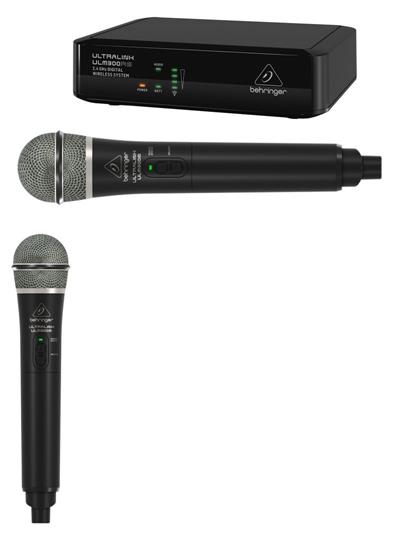 review behringer-ulm300mic