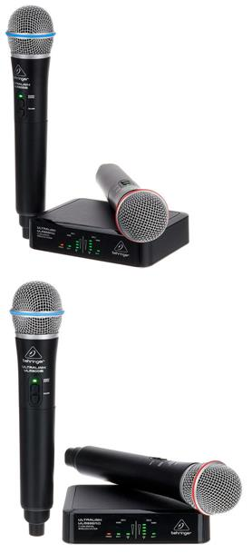 review behringer-ulm302mic