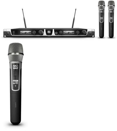 review ld-systems-u506-hhc2