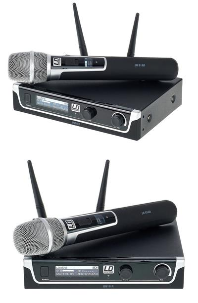 review ld-systems-u518-hhc