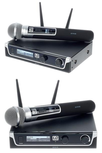 review ld-systems-u518-hhd