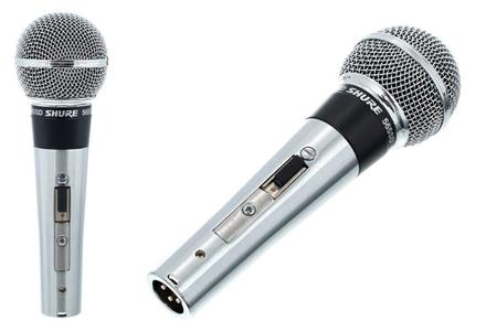 review shure-565-sd