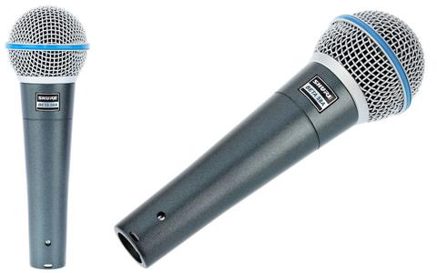 review shure-beta-58-a
