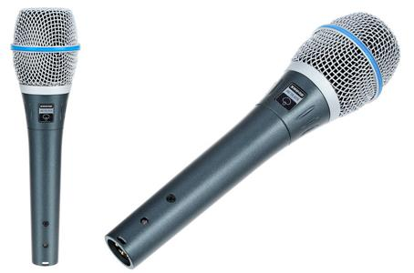review shure-beta-87a