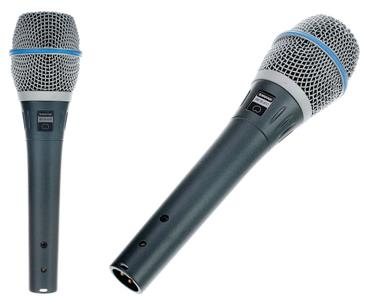 review shure-beta-87c