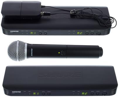 review shure-blx1288-cvl-combo-k3e