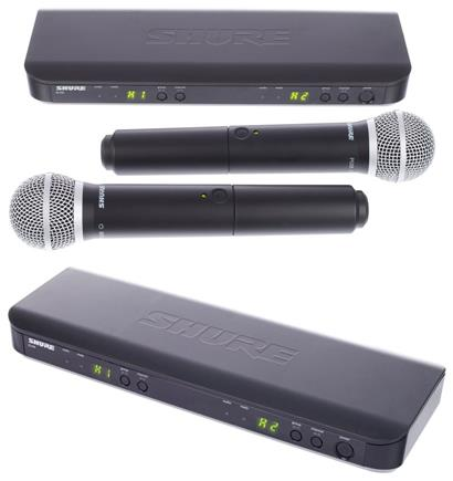 review shure-blx288-pg58-combo-s8
