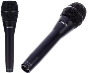 review shure-ksm-9-hs