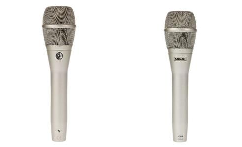 review shure-ksm-9-sl