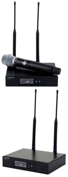 review shure-qlxd24-beta87a-s50