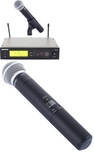 review shure-slx-sm-58-set-s10