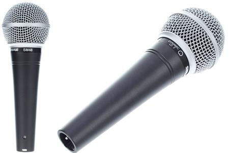 review shure-sm-48-lc