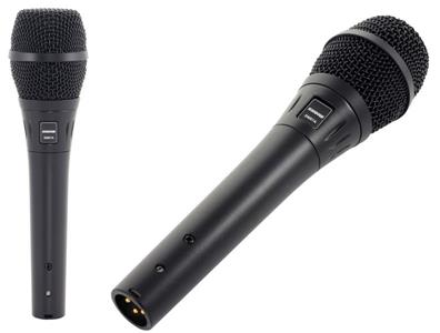 review shure-sm-87a
