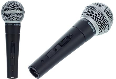 review shure-sm58s